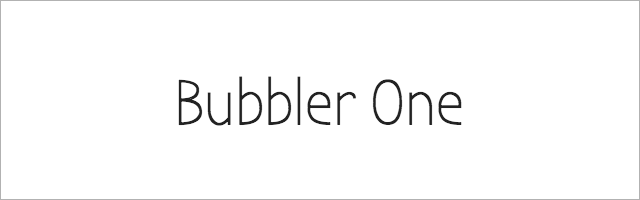 Bubbler_One