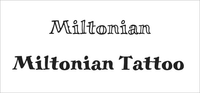 Miltoninan
