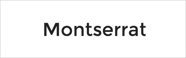 Montserrar